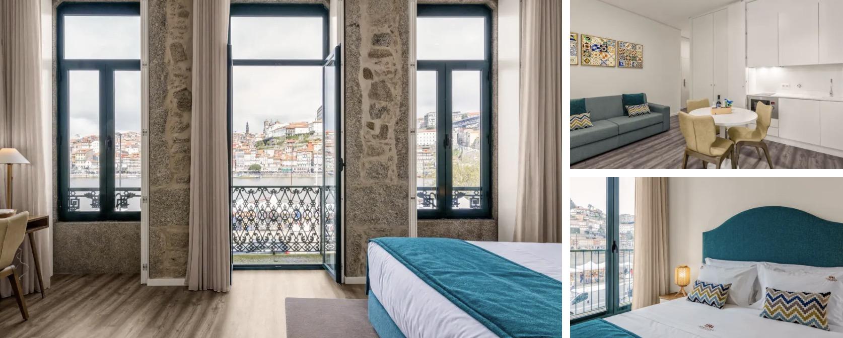 Appartement Airbnb avec vue sur le Douro