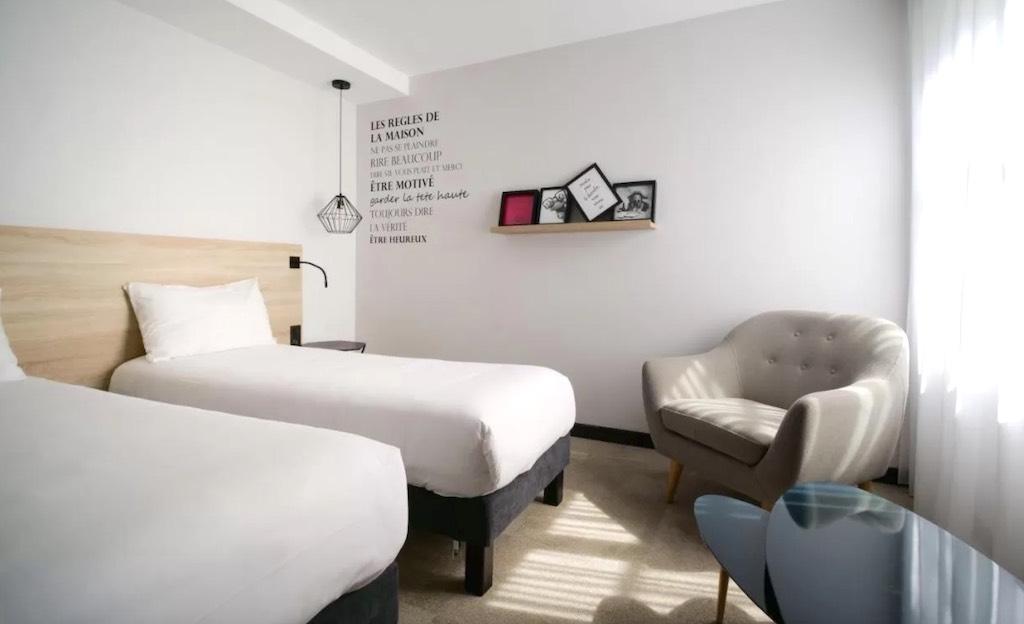 Hôtel où loger à Vannes proche de la gare
