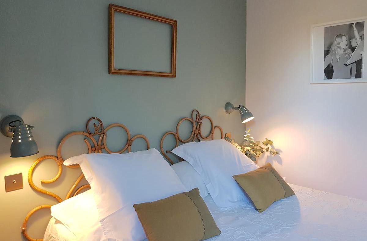 Hôtel les Lauriers dans le centre de St Tropez