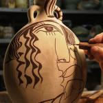 Céramiques Alfajar, souvenir d'Andalousie