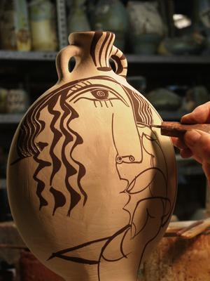 Boutiques du Monde #1: Céramiques Alfajar à Malaga
