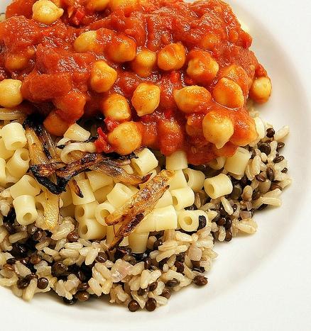 Cuisine du Monde #1: le koshari, spécialité égyptienne