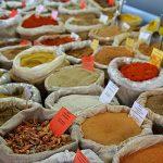 Souvenir du Maroc: épices
