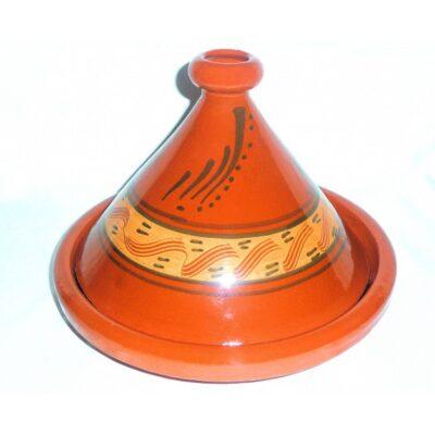 Souvenir du Maroc: plat à tajine