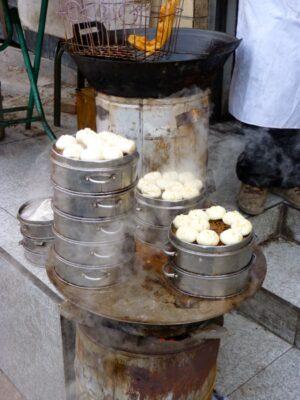 Snack de rue dans les hutong