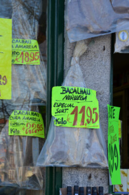 Bacalhau à Porto