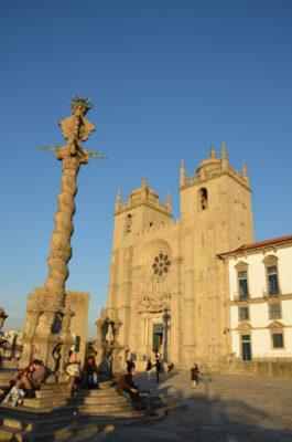Cathédrale Sé à Porto