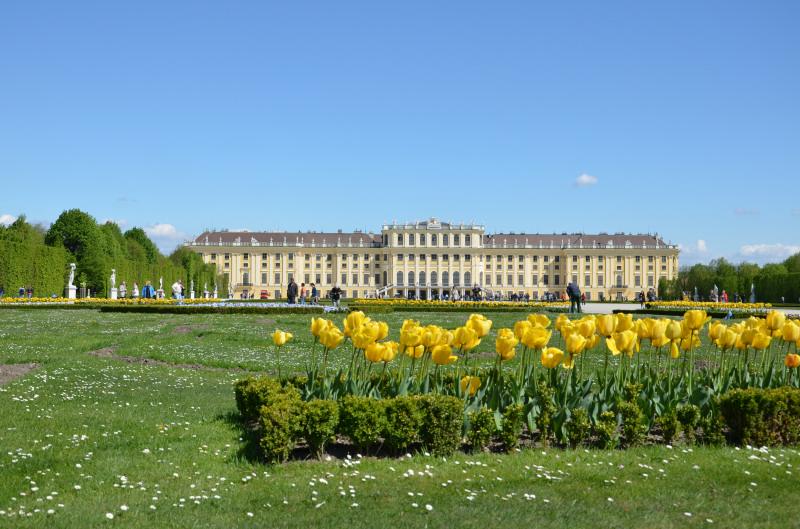 Retour de voyage: Bratislava, Vienne et Budapest