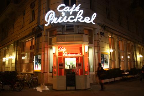 Café Pruckel - Vienne