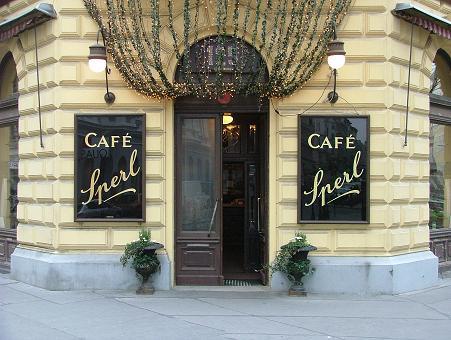 Cafés à Vienne