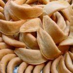 Corne de gazelle - pâtisserie marocaine
