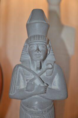 Statuette souvenir d'Egypte