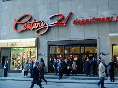Century 21 à New York