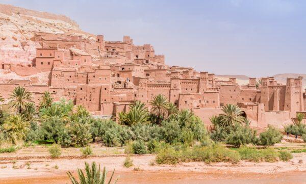Ait Ben Haddou, le mythique ksar du sud marocain