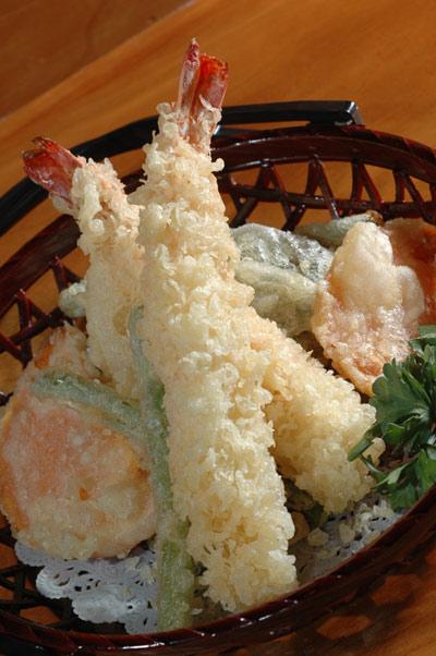 Cuisine du monde #7: tempura