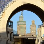 Médina de Fès - Bab Boujloud