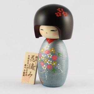 Souvenir du Japon: poupées kokeshi