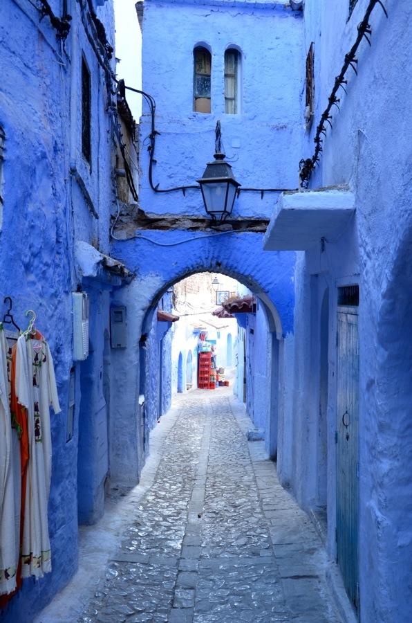 voyage maroc chefchaouen