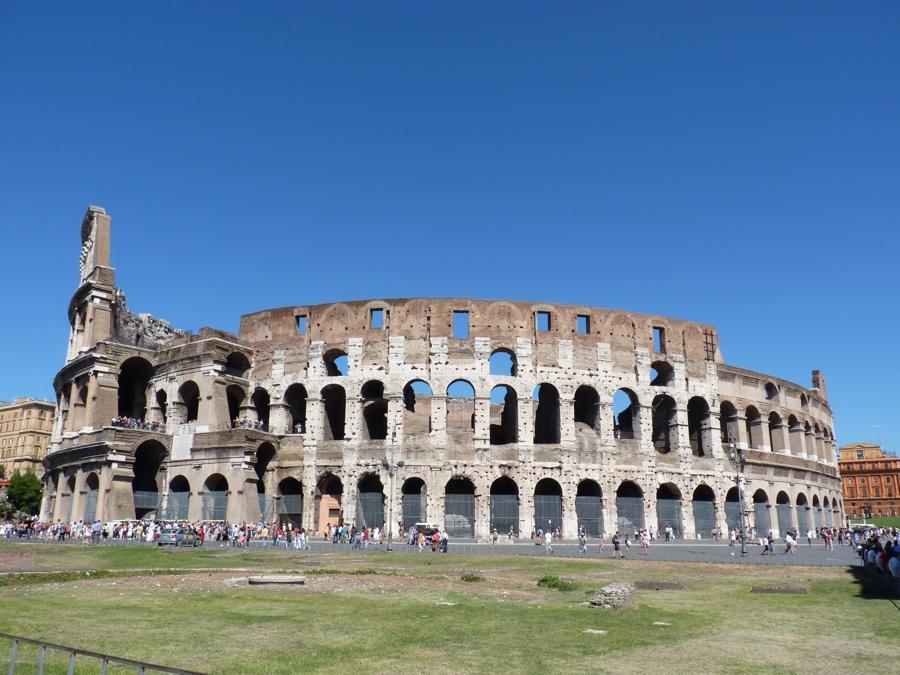 Photo #8: le Colisée de Rome