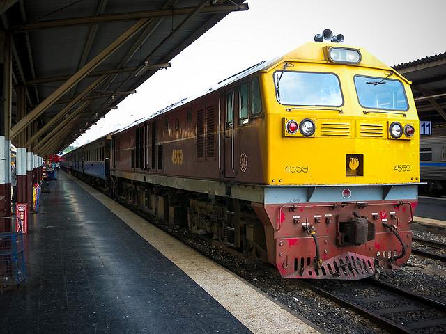 Réserver ses billets de train thaïlandais depuis internet