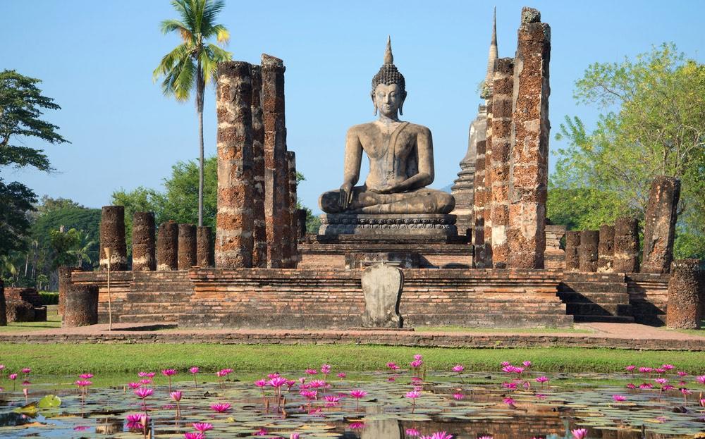 Itinéraire en Thaïlande