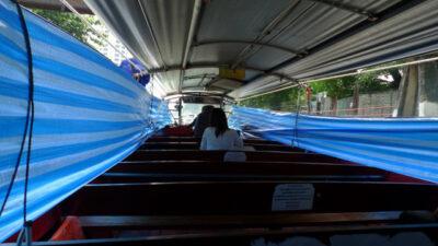 khlong saen saeb boat