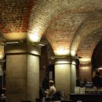 café in the crypt londres