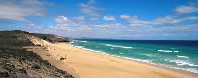 plage iles canaries