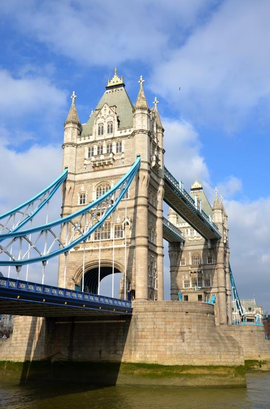 pont tower bridge londres