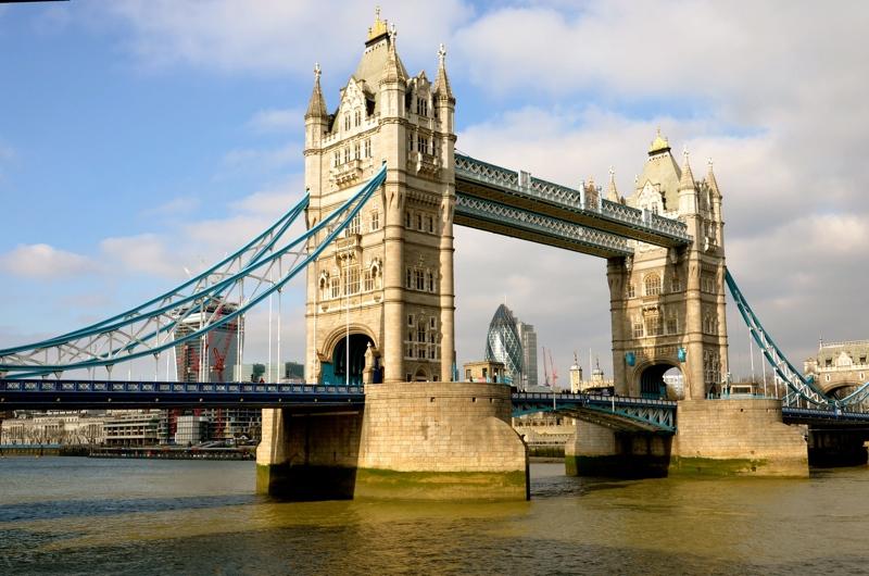 Photo de la semaine #14: Tower Bridge