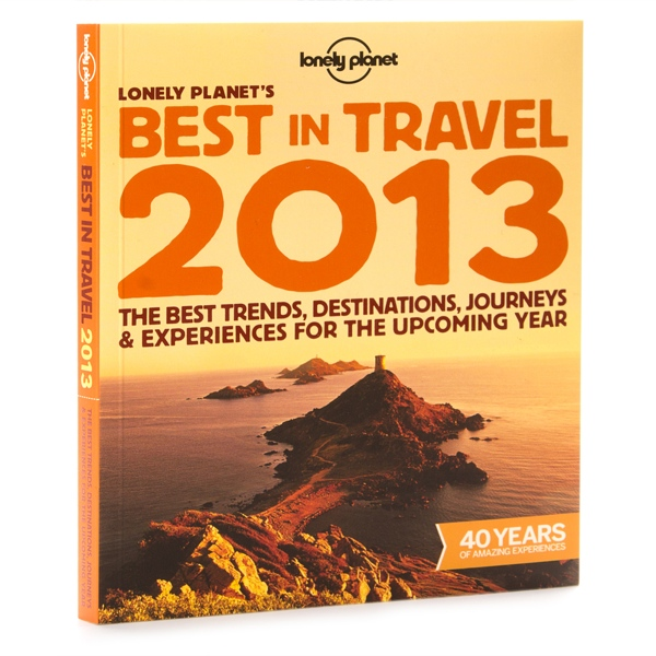 Le livre Best Travel in 2013 de Lonely Planet offert!
