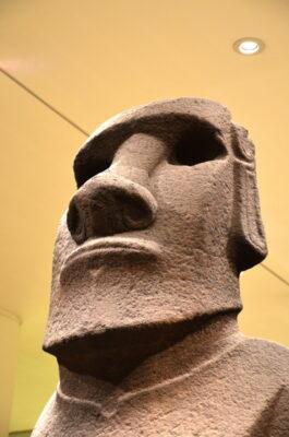 Statue de l'île de Pâques