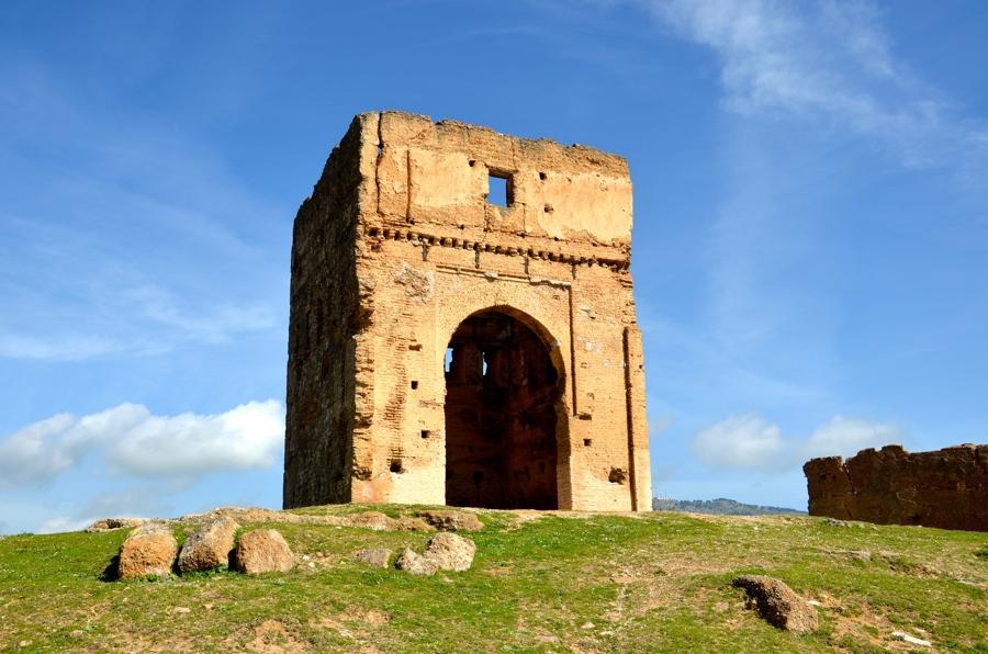 Photo #15 : tombeaux Mérinides à Fès