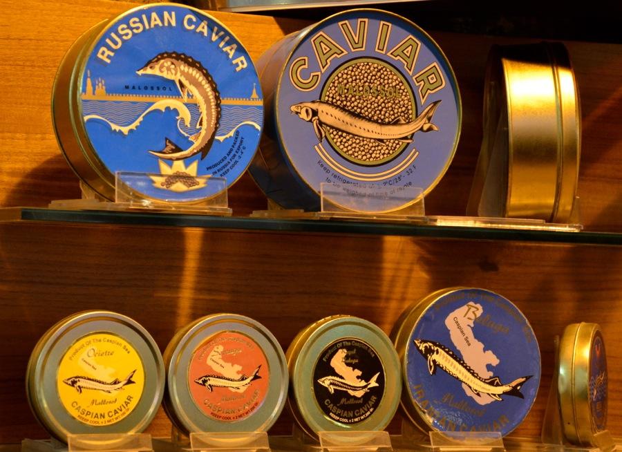 caviar istanbul bazar égyptien