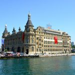 Gare Haydarpasa à Istanbul