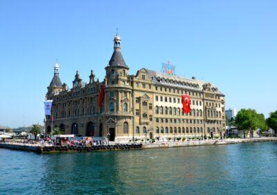 Gare Haydarpasa à Istanbul
