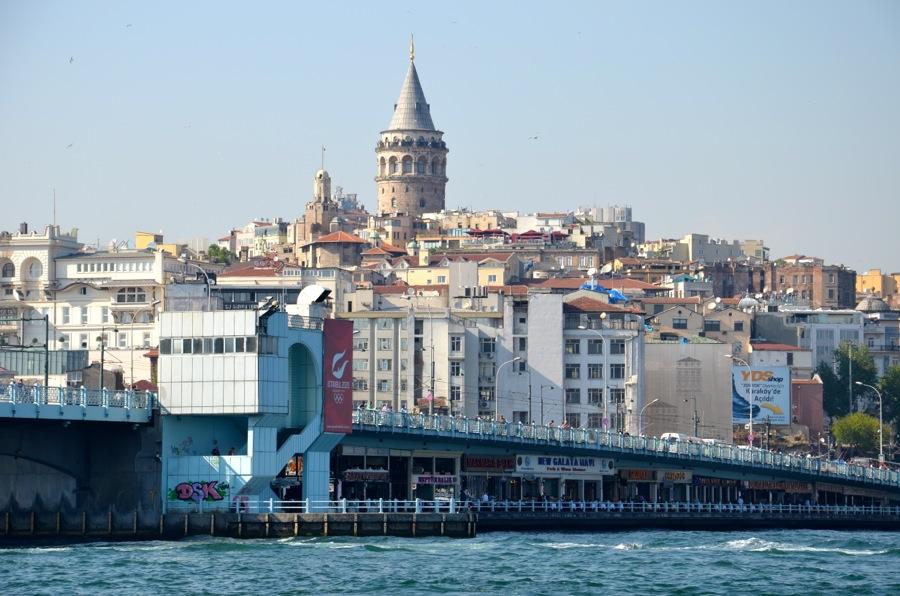 Carnet de voyage: 5 jours à Istanbul
