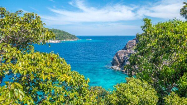 Excursion aux îles Similan