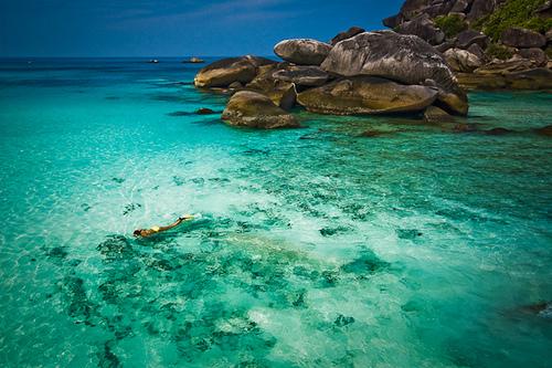 Snorkeling à Koh Similan