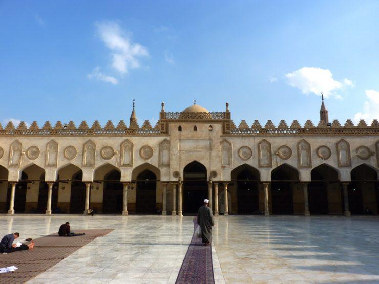mosquée al azhar
