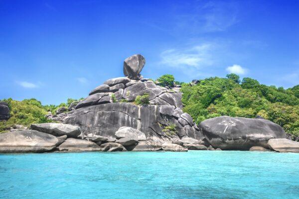 Prix de l'excursion aux îles Similan