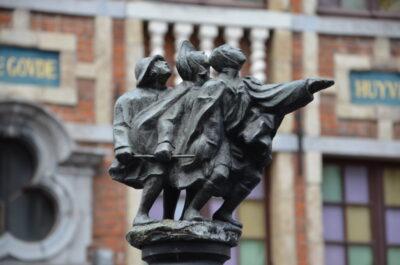 statues bruxelles