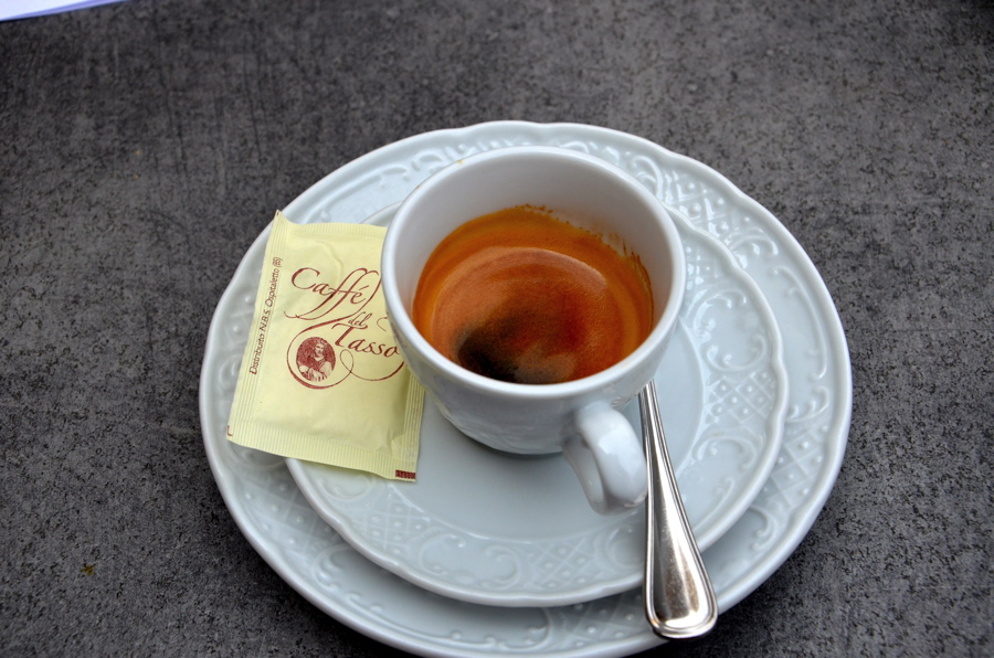 espresso bergame