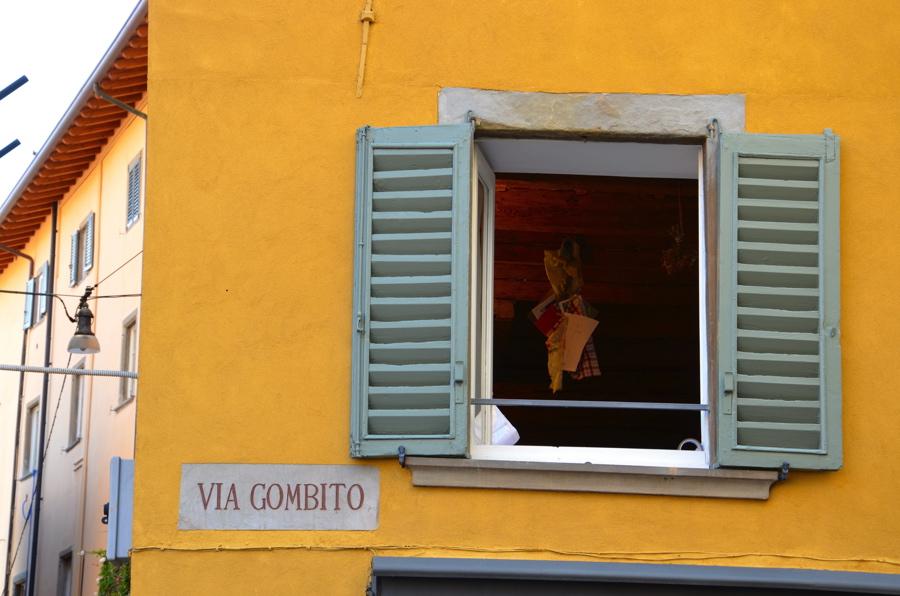 fenêtre bergame