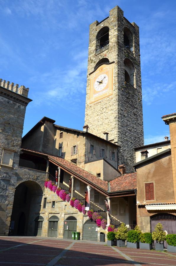 piazza vecchia bergame