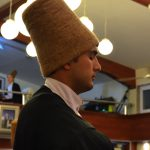 chapeau derviche tourneur