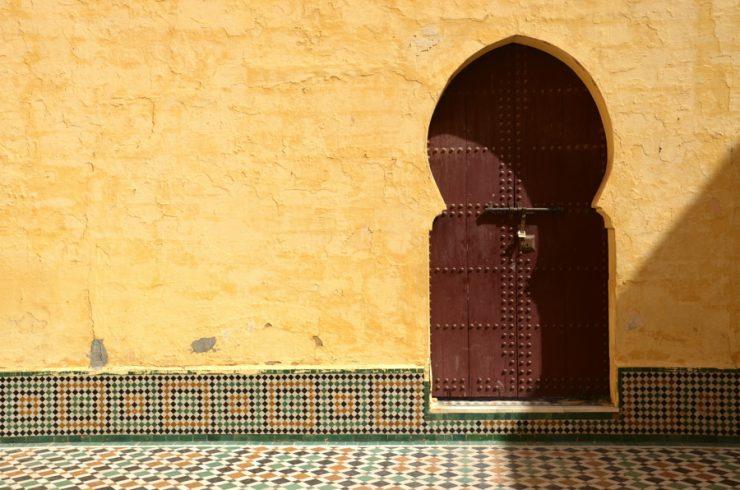 mausolée moulay ismail meknès