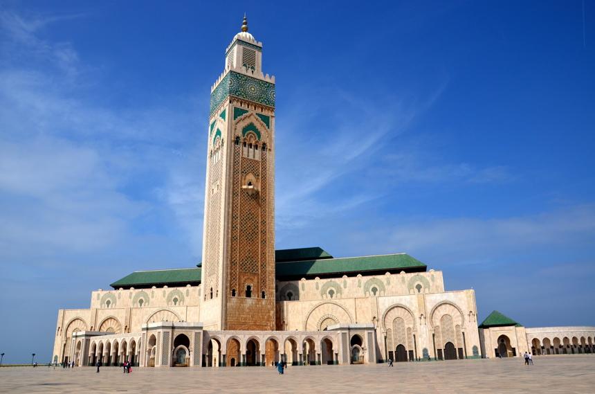 Casablanca Mosque Tour