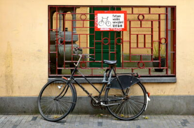 vélo chinatown amsterdam