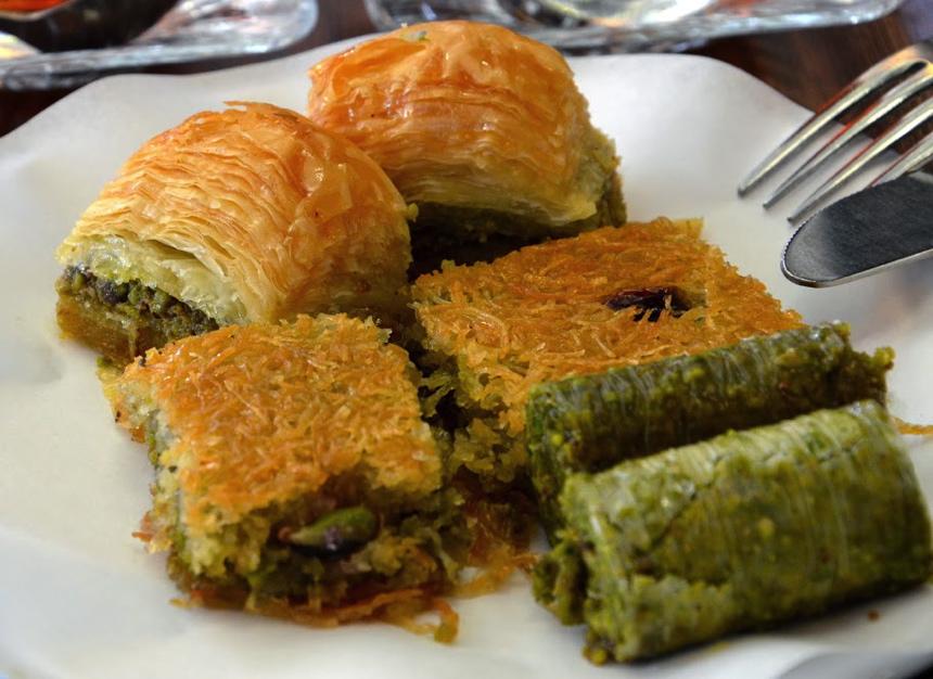 Decouvrir La Cuisine Turque